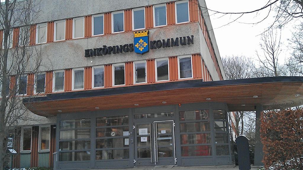 Enköpings kommunhus.