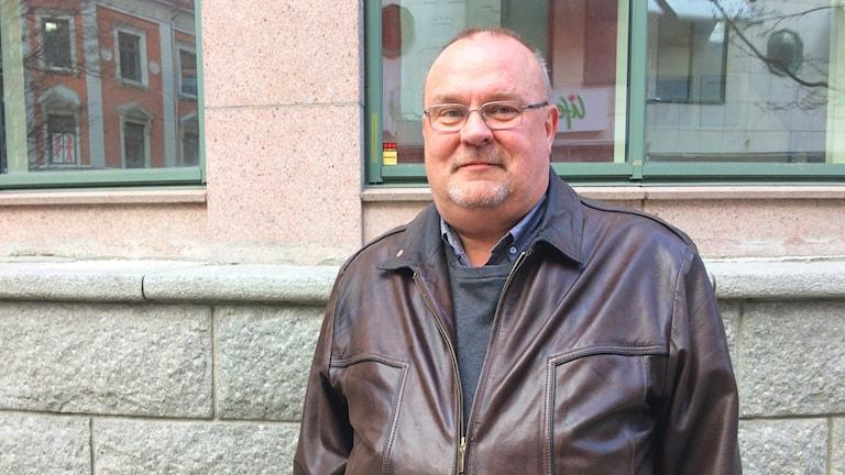 Bertil Brunn (S), ordförande överförmyndarnämnden i Uppsala län.