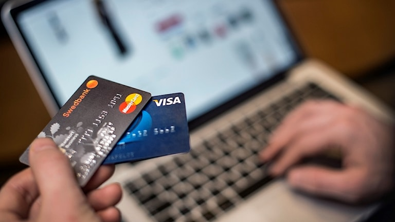 Anmälningar om ID-kapningar ökar kraftigt. Foto: Marcus Ericsson/TT