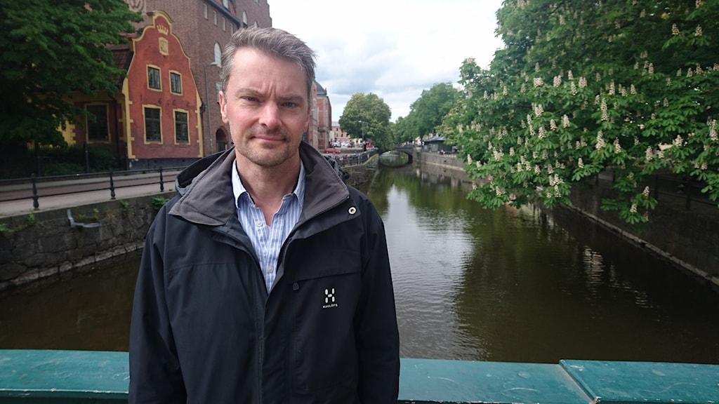 Jakthandläggare Lars Plahn.