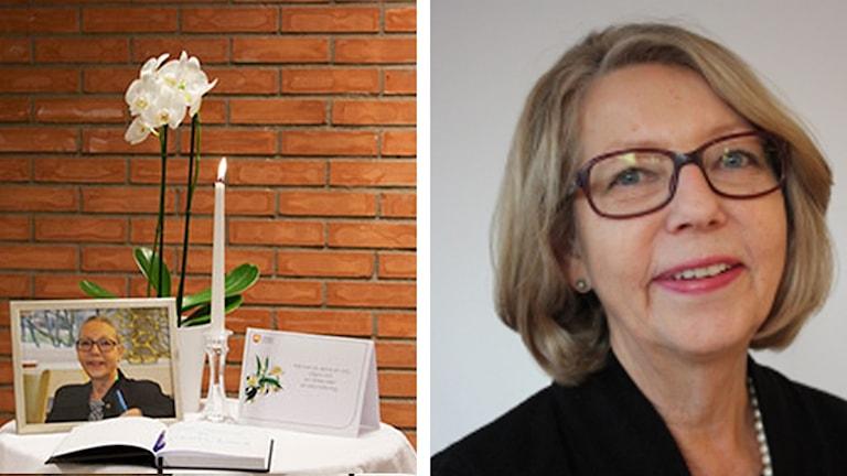 Carina Lund har  gått bort efter en tids sjukdom. Hon blev 70 år gammal.
