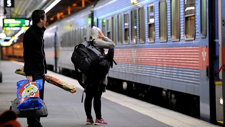 Tågproblem