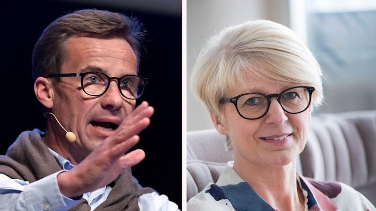 Ulf Kristersson, Elisabeth Svantesson två förslag på de politiker som politiker i Uppsala län tror kan efterträda Anna Kinberg Batra