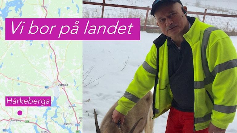 Vi bor på landet Härkeberga