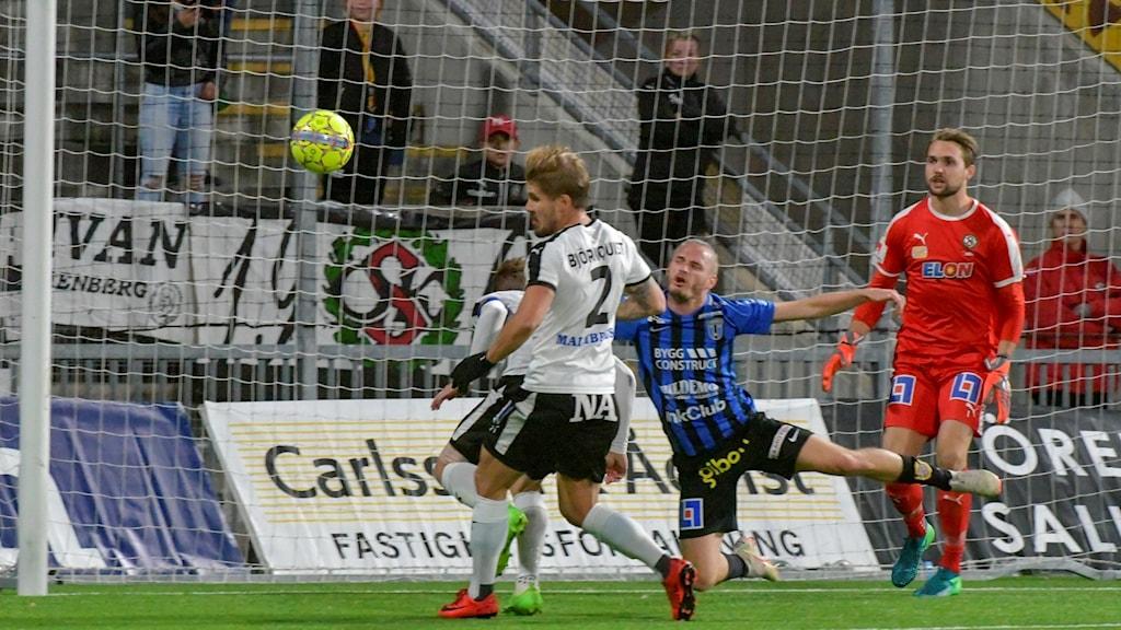 Örebro Sirius allsvenskan fotboll
