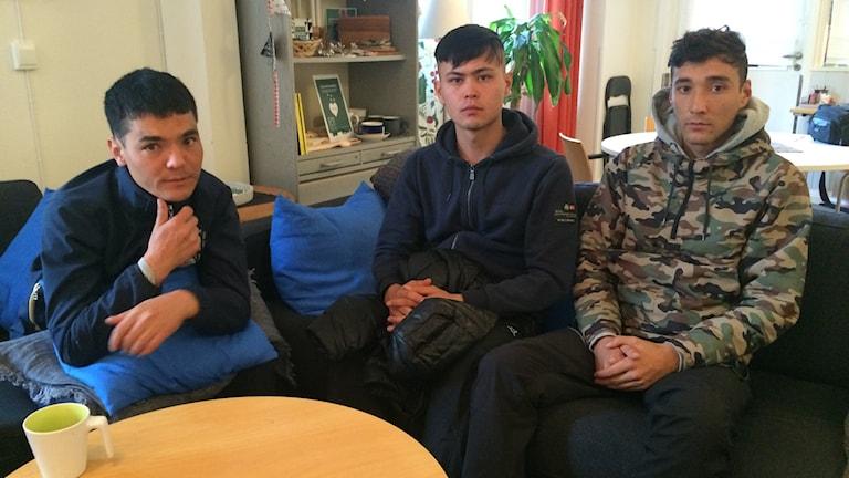 Akut situation med hemlösa ungdomar