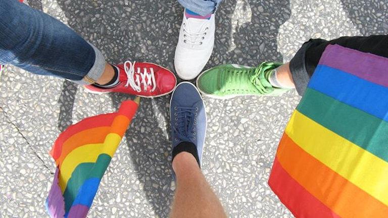 Pridedeltagare