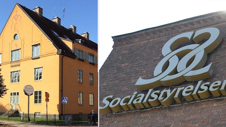 Cecilia Törnblom som är jurist på Socialstyrelsen menar att det är vårdgivarens ansvar att patienter inte råkar ut för en säkerhetsrisk.