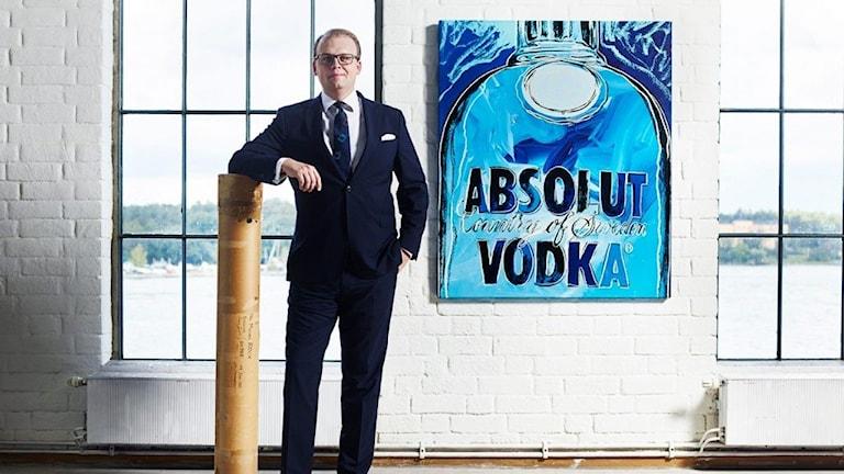 Magnus Bexhed, vd för Uppsala Auktionskammare.