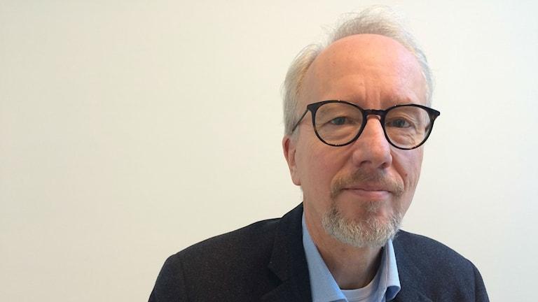 Sture Jonsson UL-presschef.