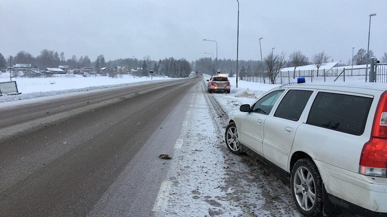 Riksväg 72 i Heby