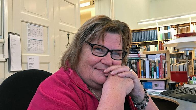 Annelie Eklöw Tärnsjö