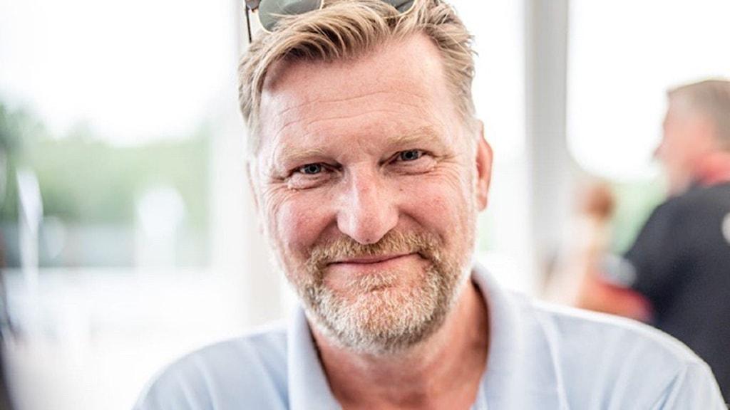 Janne Blomqvist.