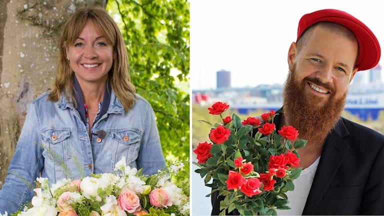 Pernilla Månsson Colt och Christer Lundberg tar över Ring så spelar vi från och med i höst.