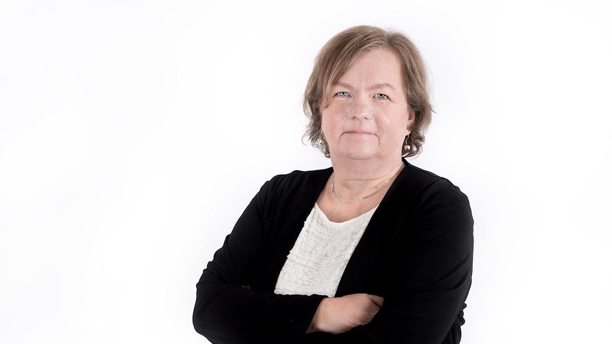 Mona Mörtlund är poet och dramatiker