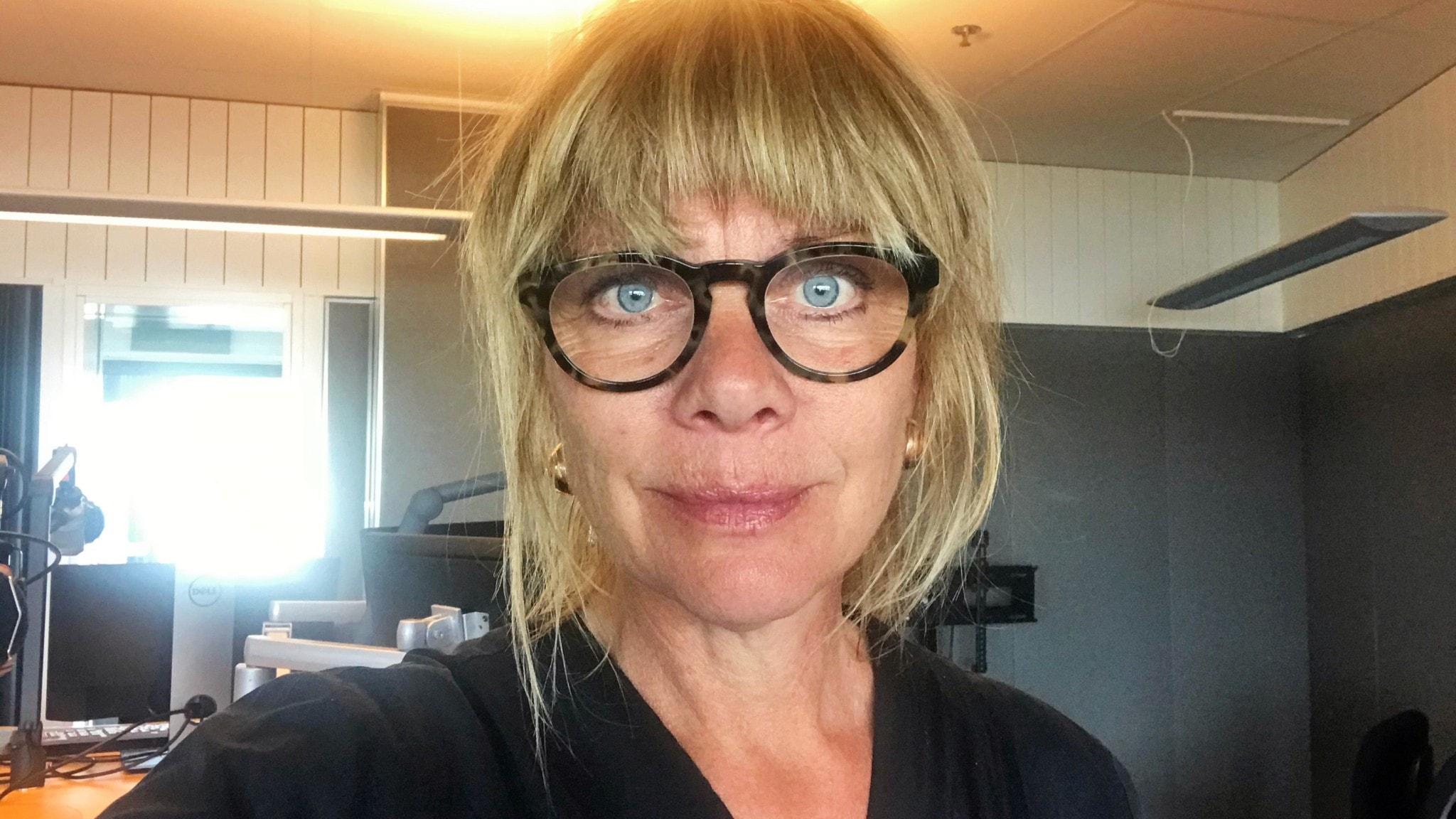 Carin Ahlqvist - Den vuxne i rummet