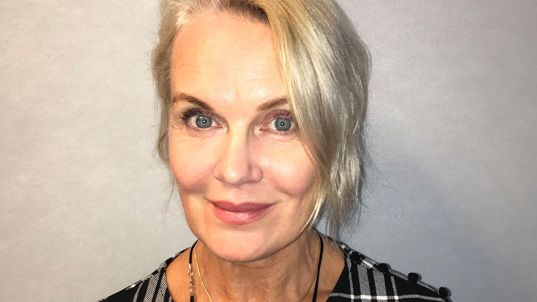 Christina Herrström - tålamodet och belöningen