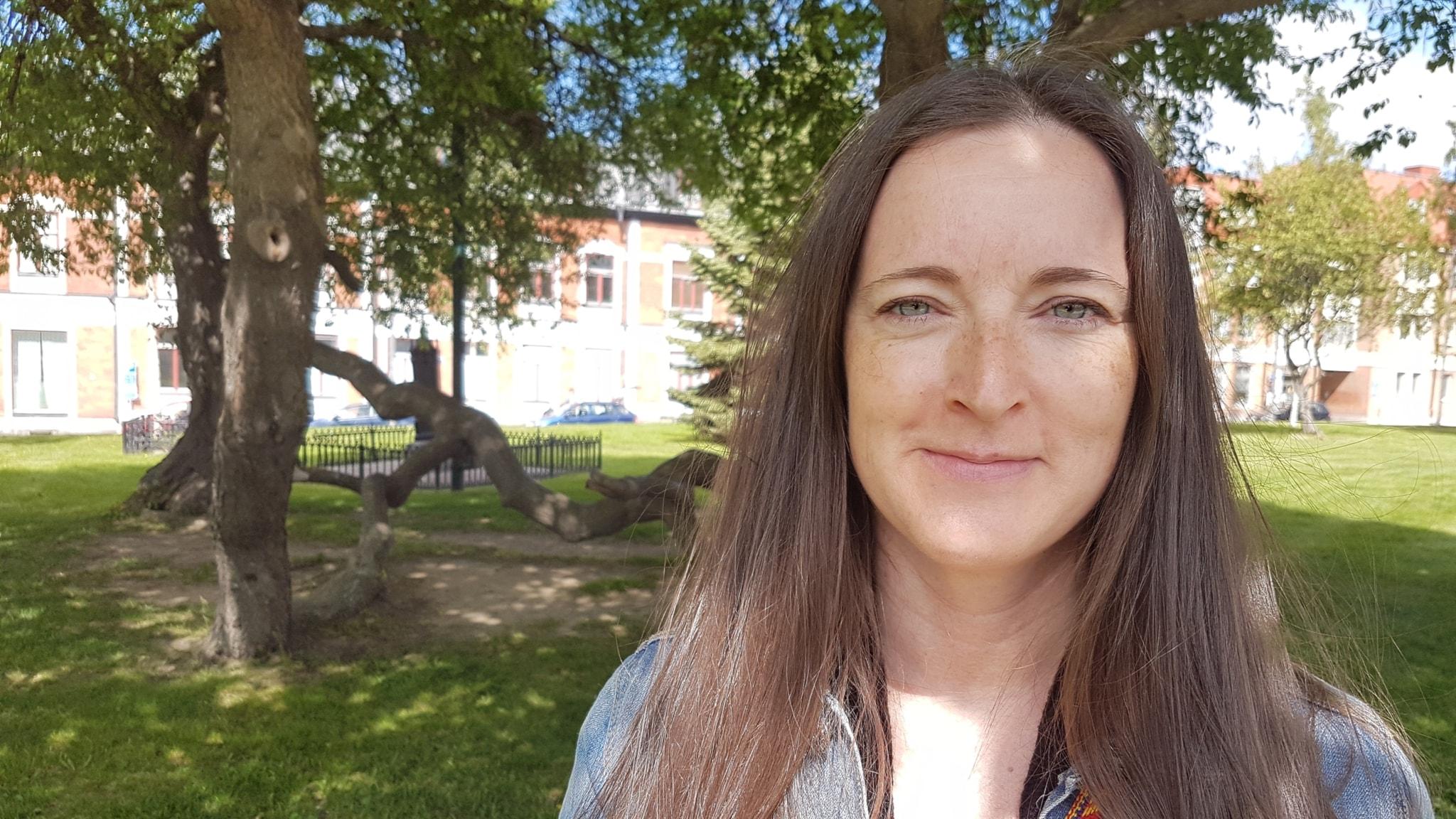 Katarina Hällgren - Kanske jag skulle byta efternamn?