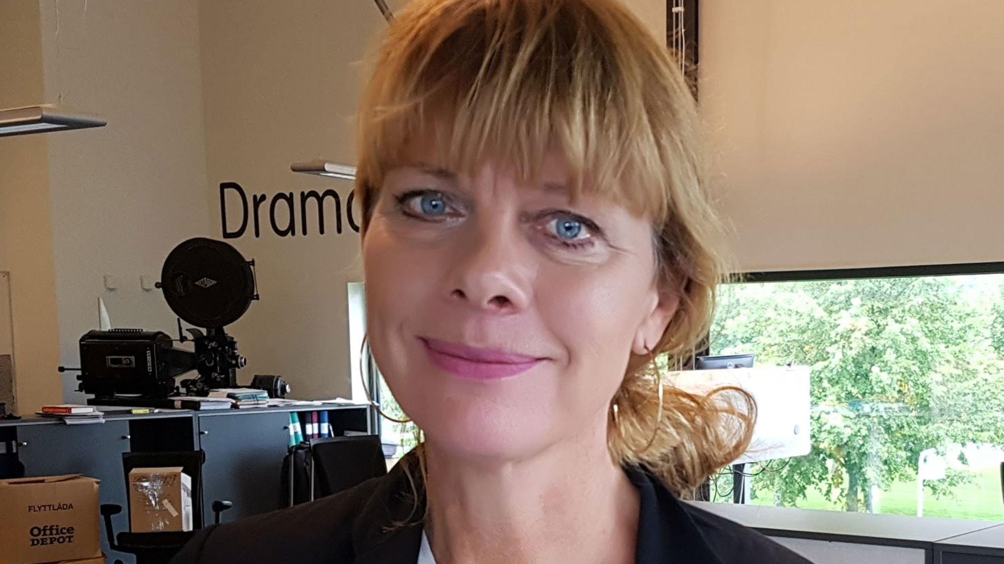 Carin Ahlqvist - dagbok med tomma blad