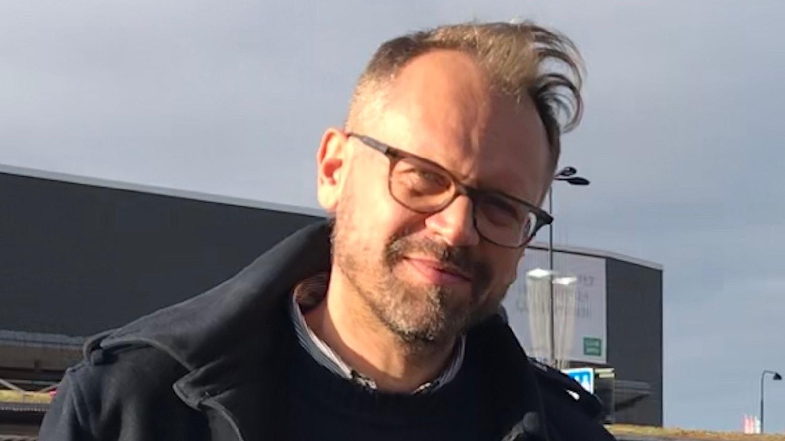 Stefan Lindberg - Jag minns en tid då det var viktigt med värdighet