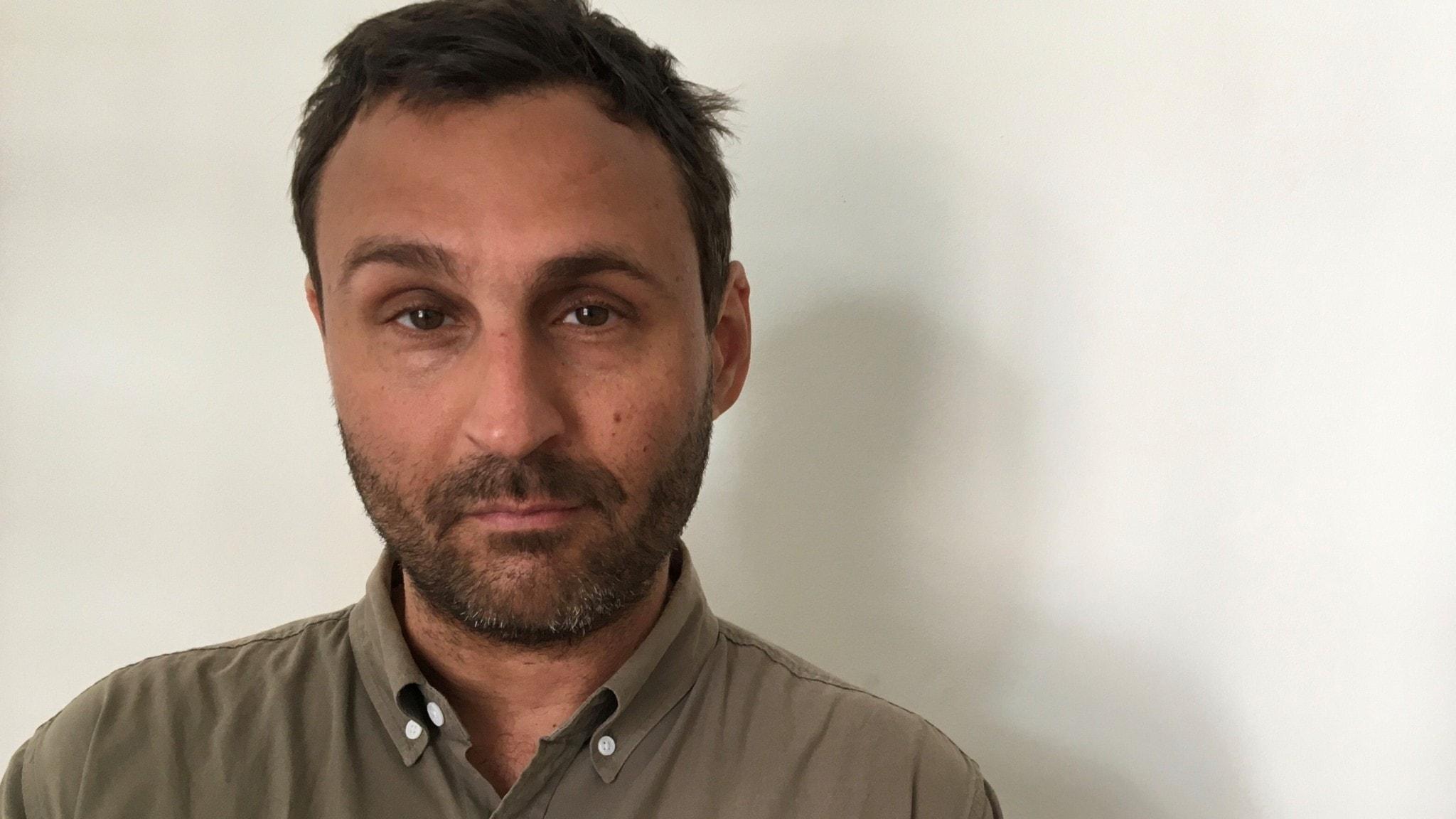 Johar Bendjelloul - Här är vi tyngdlösa, ordlösa, ålderslösa