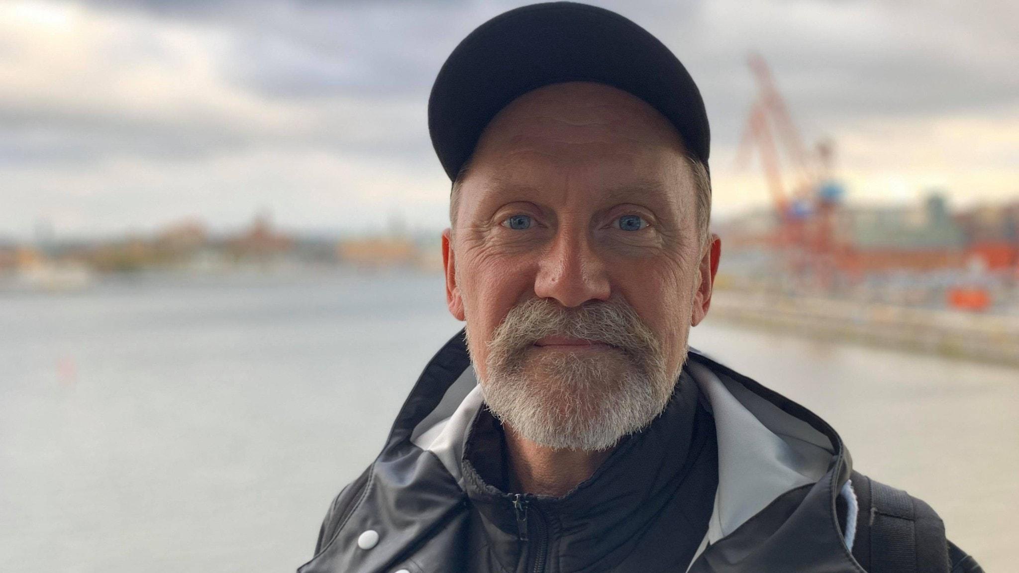 Claes Nyström - Jag är ledare för en manskör