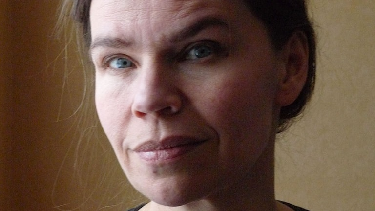 Pernilla Josefsson. Foto: Anders Jansson