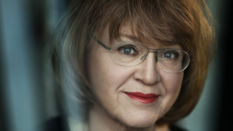 Katarina Mazetti. Foto: Thron Ullberg