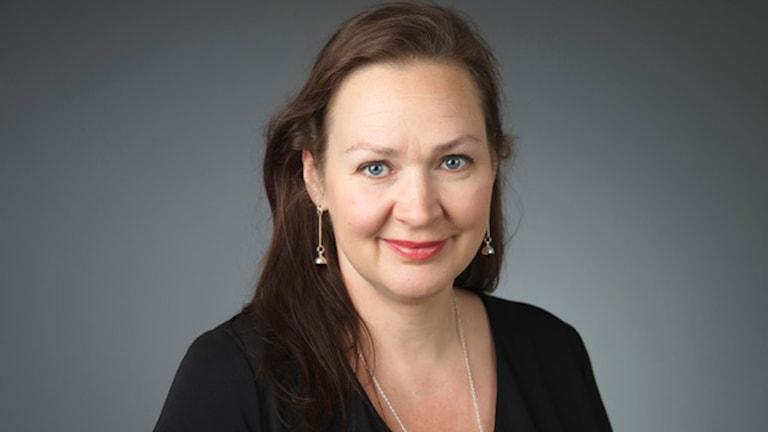 Annelie Bränström Öhman. Foto: Mattias Pettersson.
