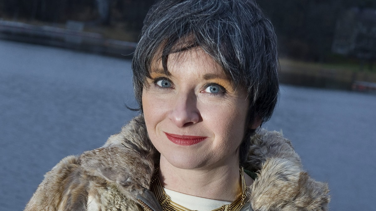 Pernilla Glaser. Foto: Jonas Ekströmer/TT
