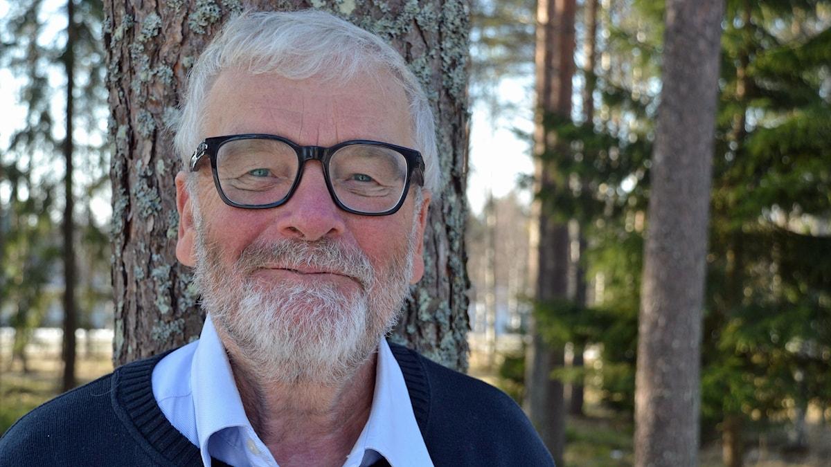 Calle Hård. Foto: Gunilla Nordlund/ Sveriges Radio.
