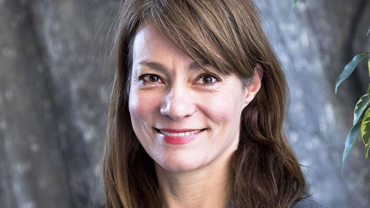 Erika Hedenström. Foto: Sveriges Radio