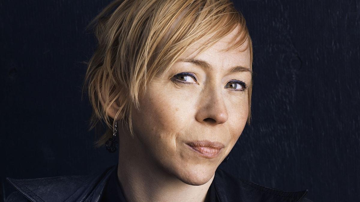Jenny Jägerfeld. Foto: Henrik Lindsten