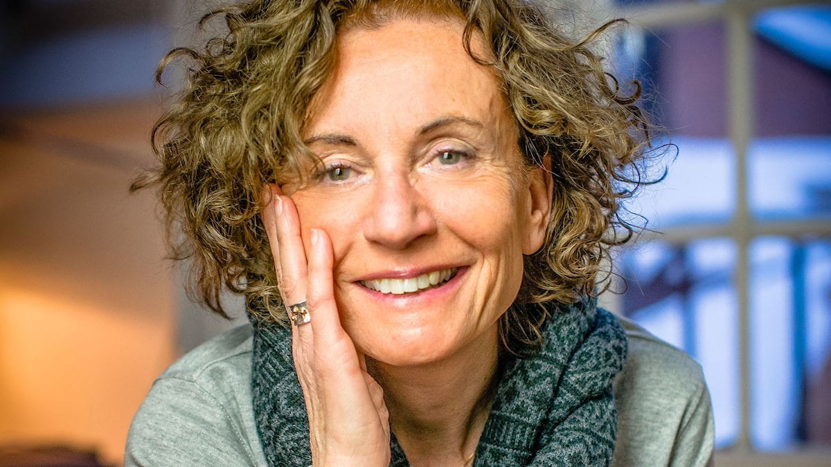 Ingrid Lomfors. Foto: Karl Gabor