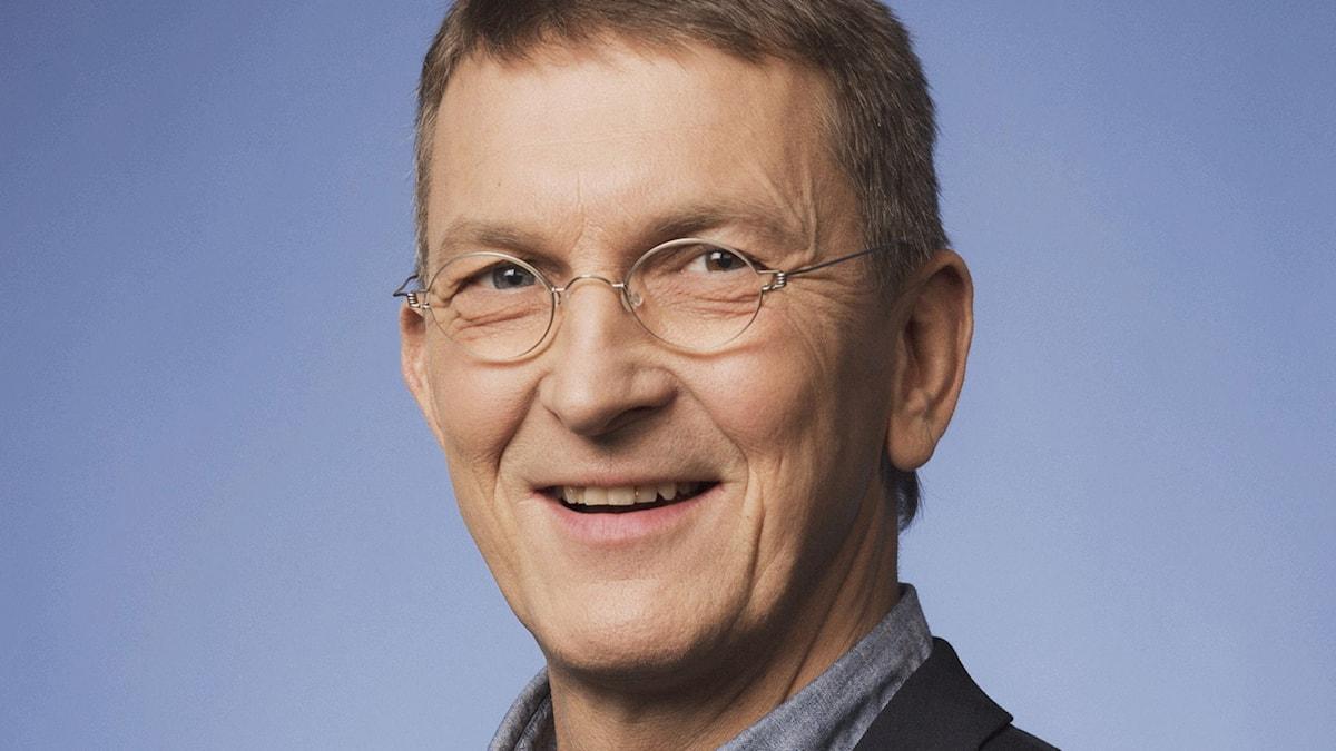 Tomas Sjödin. Foto: Sveriges Radio