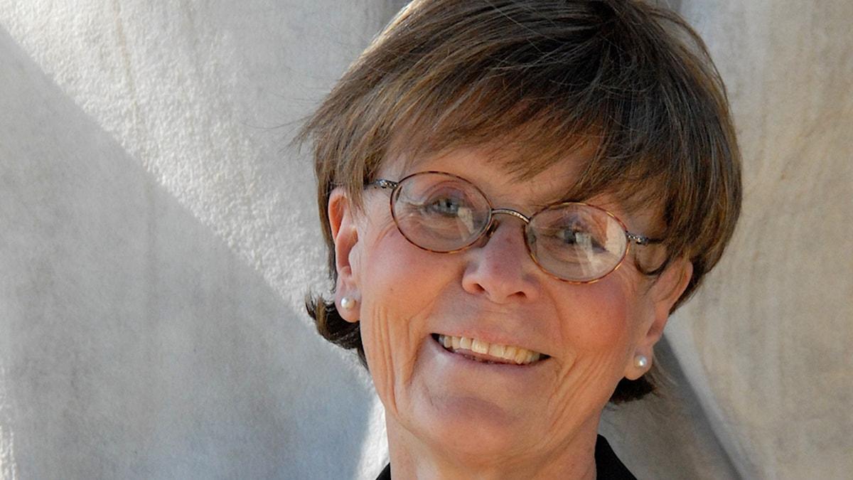 Ulla Gudmundson. Foto: Charlotta Smeds