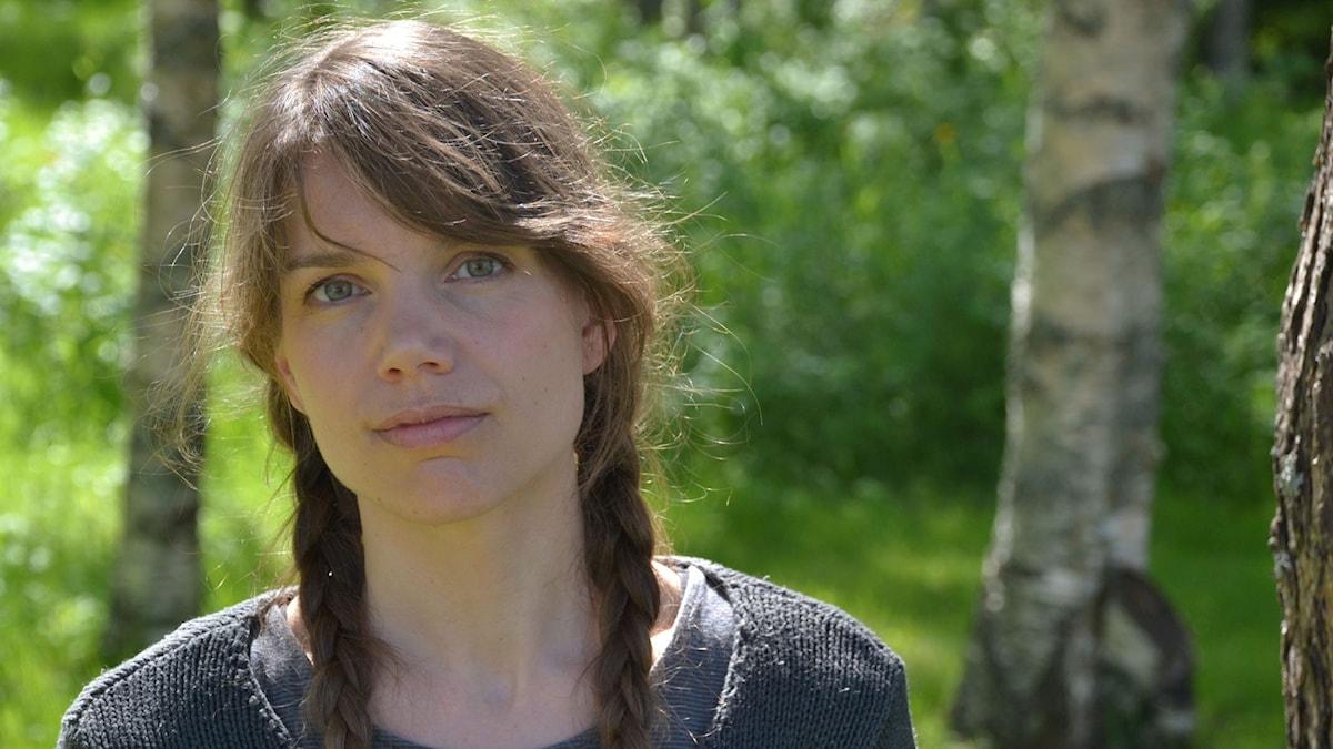 Agnes Ling. Foto: Gunilla Nordlund/Sveriges Radio