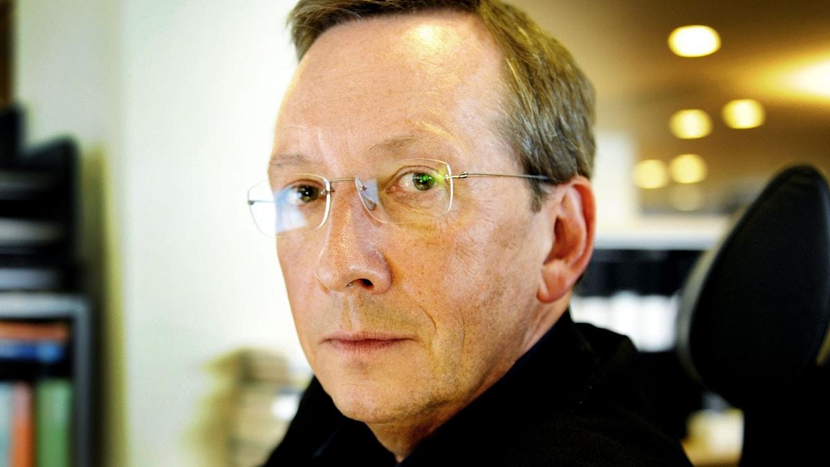 Carl Otto Werkelid. Foto: Lars Pehrson/SvD/TT