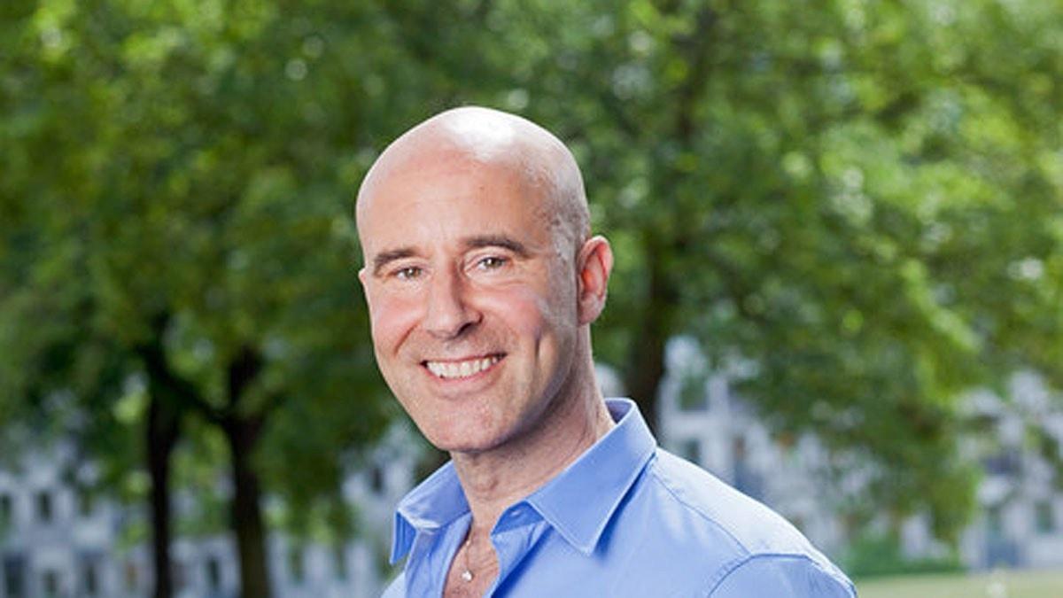 Mark Levengood. Foto: Sveriges Radio