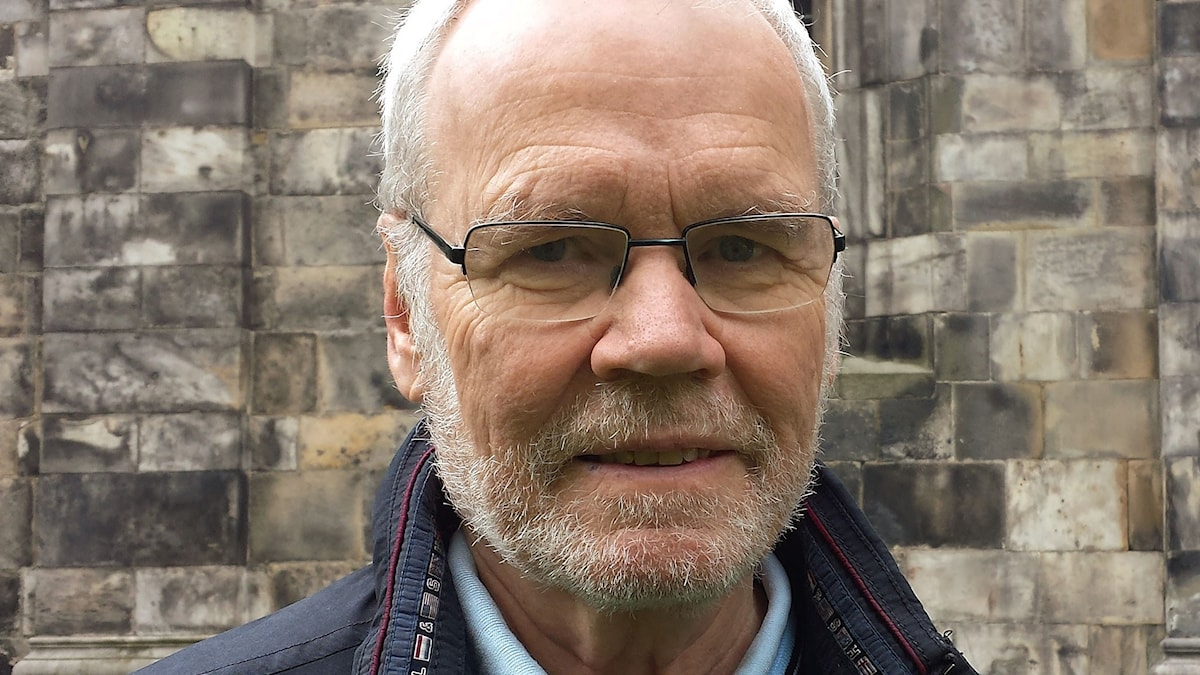 Lars H Gustafsson. foto: Signe Lindkvist.
