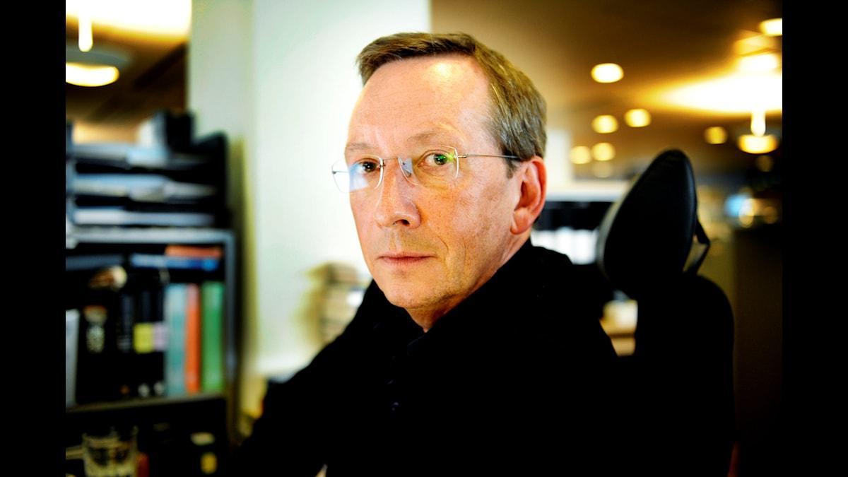 Carl Otto Werkelid: Foto: Lars Pehrson/SVD/TT