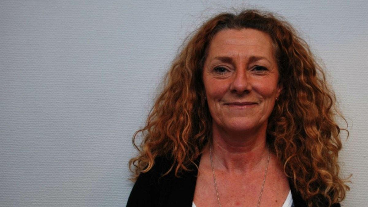 Marianne Söderberg, frilansskribent i Luleå. Foto: SR/Malin Winberg