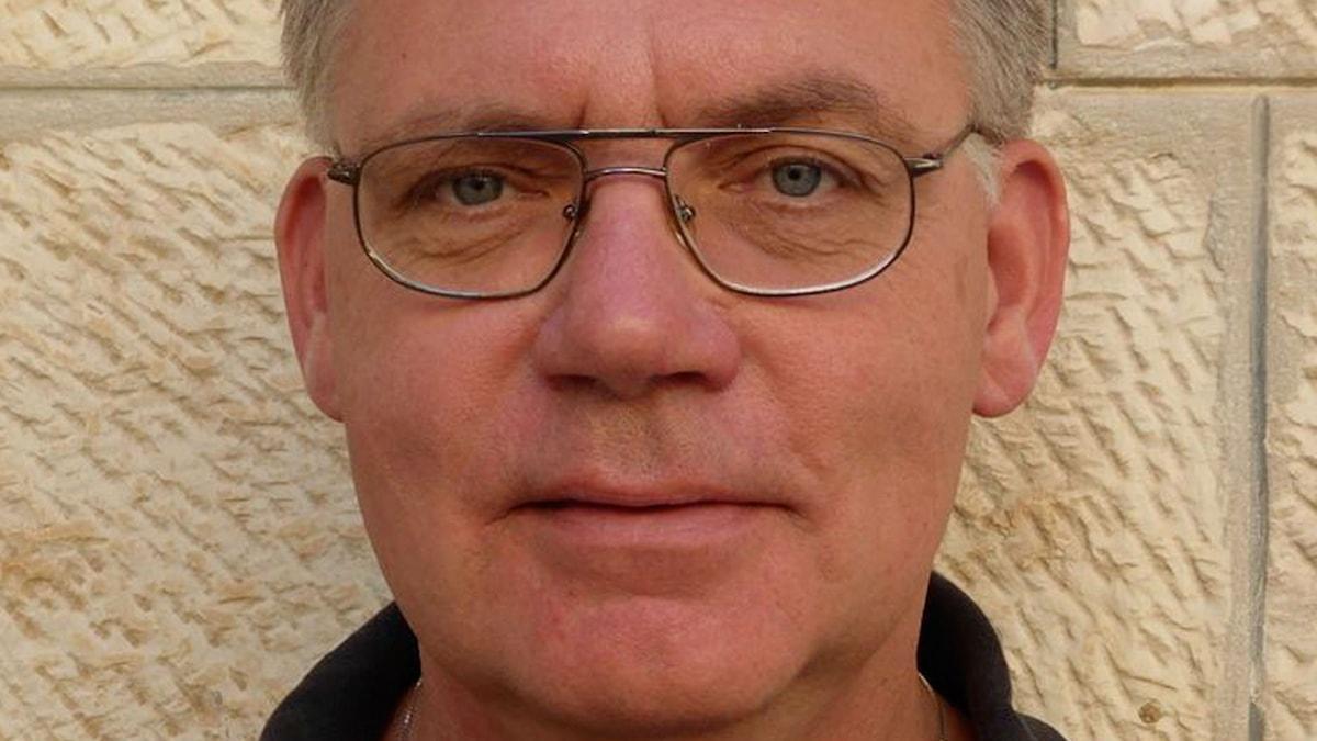 Lars Hillås Lingius.