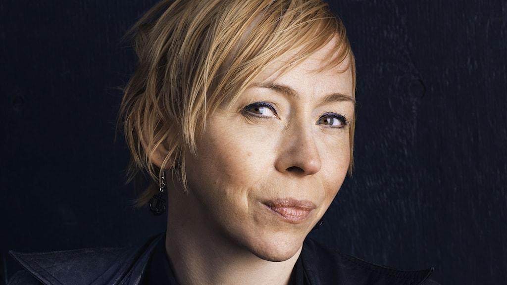Jenny Jägerfeld. Foto: Henric Lindsten