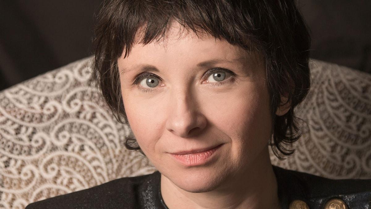 Pernilla Glaser.