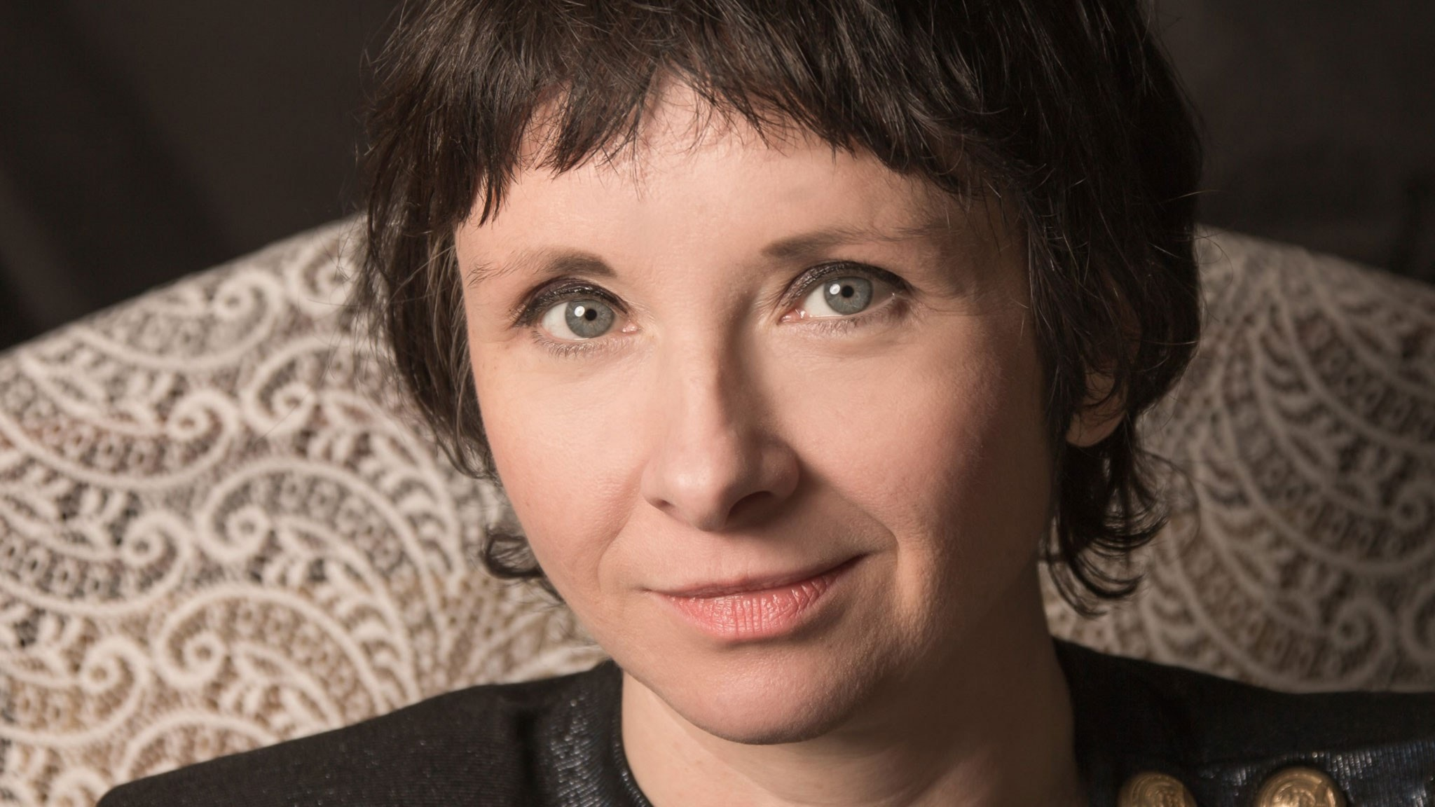 Pernilla Glaser - att säga hej