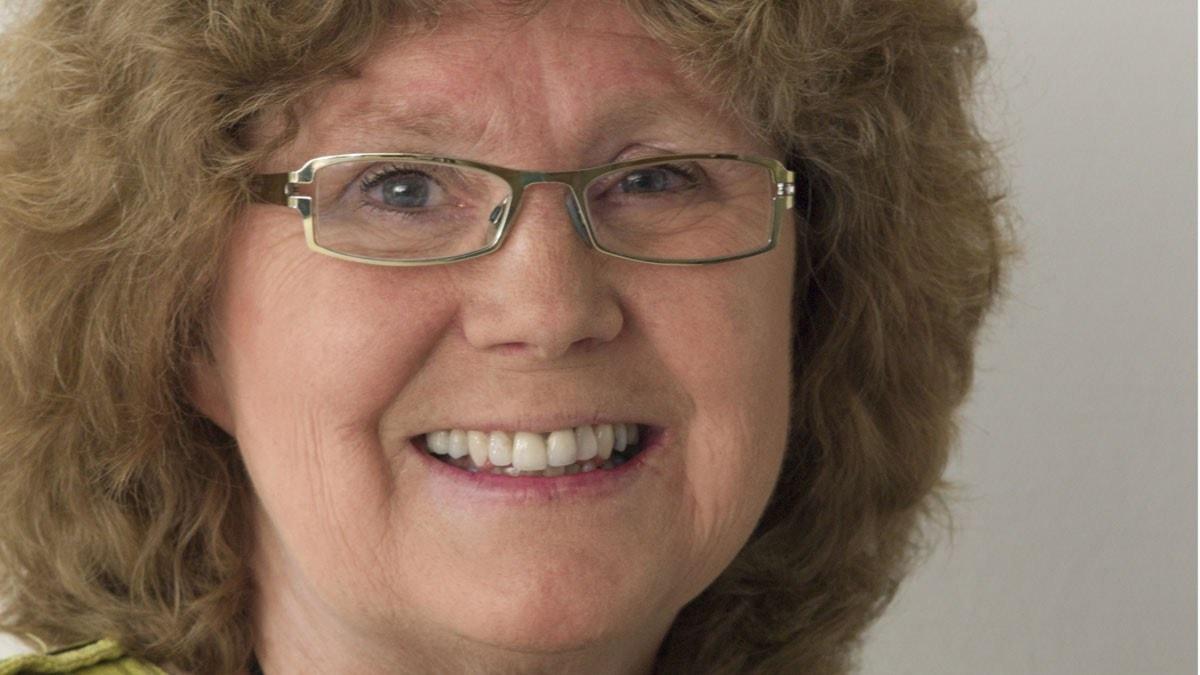 Lisbeth Gustafsson.