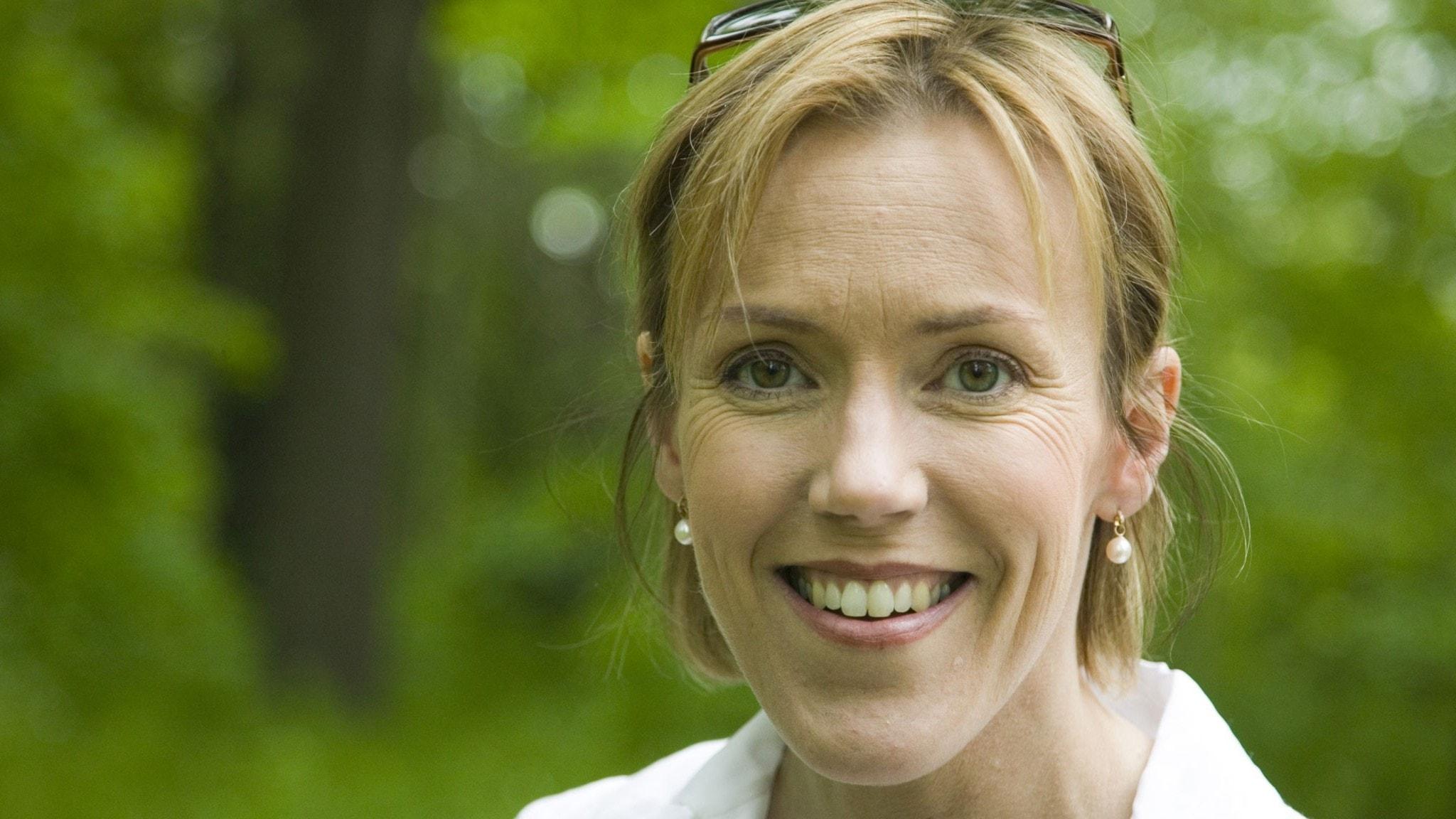 Åsa Larsson - Förändringens iskalla vind