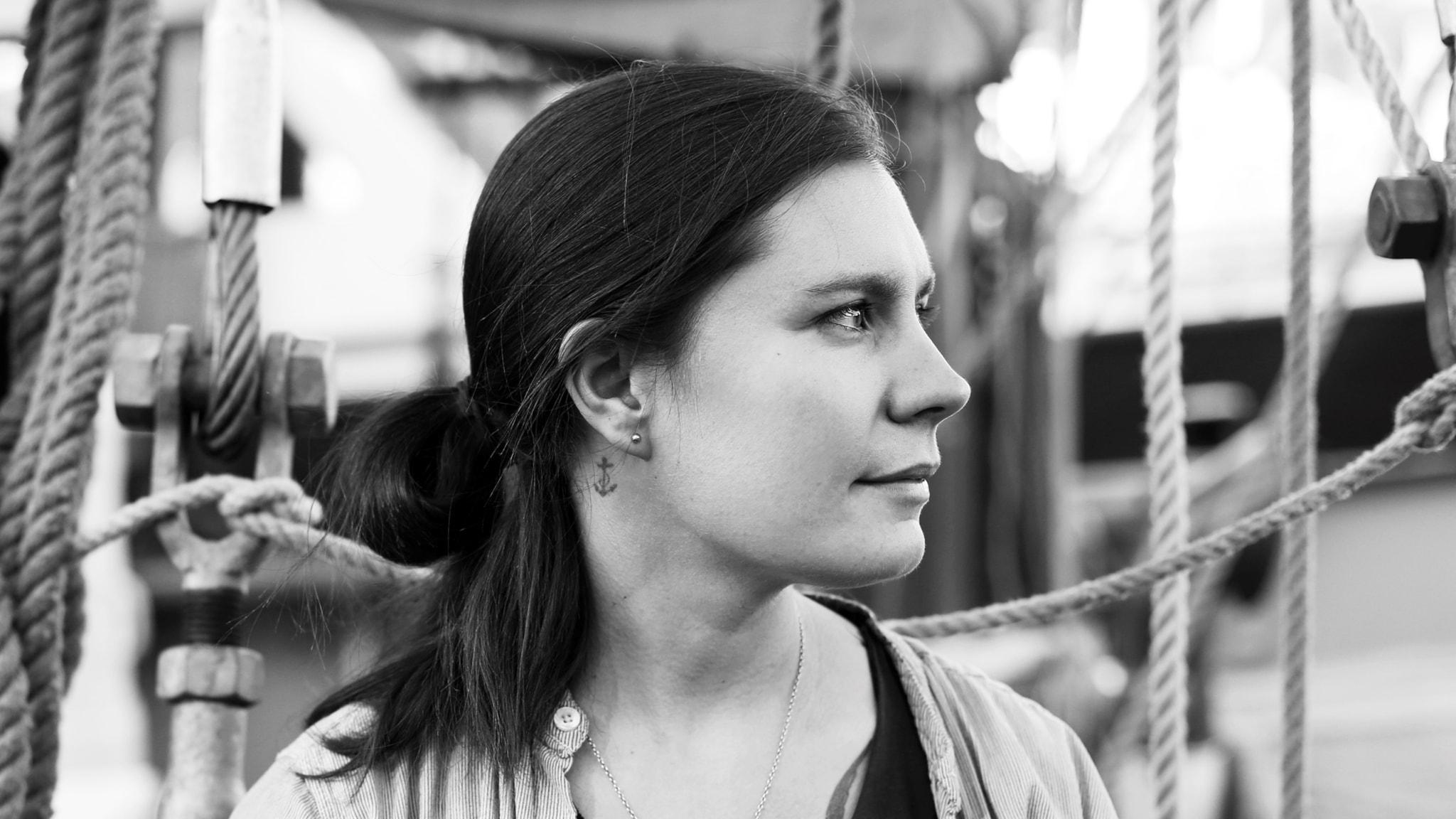 Karin Gafvelin - Jag brukade ringa henne från havet