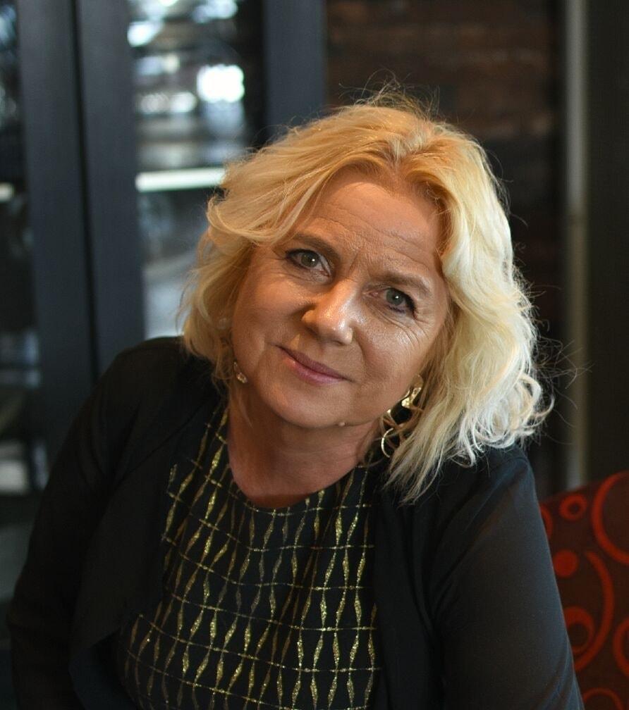 Solja Krapu-Kallio - det är väldigt väldigt långsamt